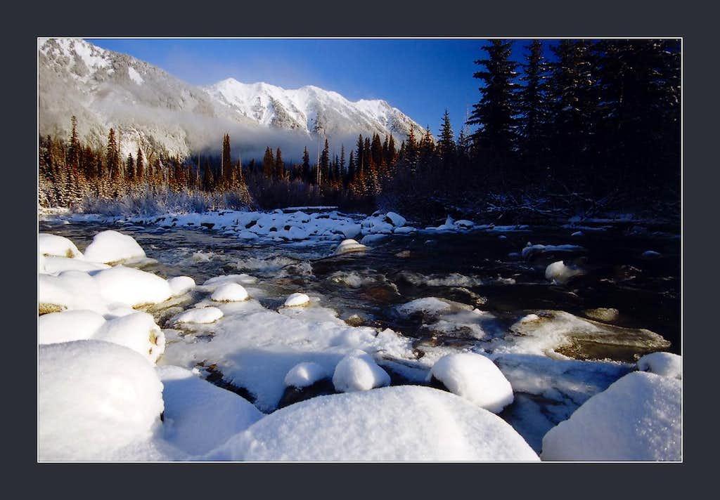 Van Horlick Creek