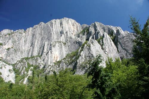 Vratza Great Wall Panoramic