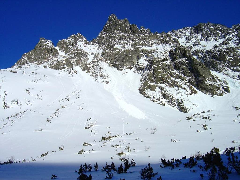 Signs of avalanche