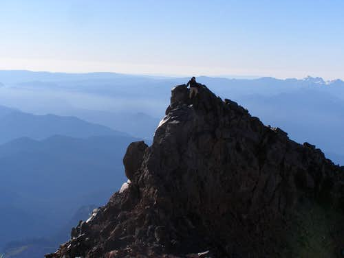 Muir Peak SE Summit