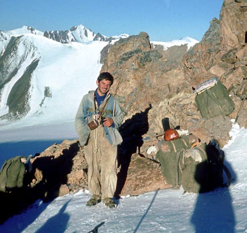 Age of canvas: Northern Tian Shan