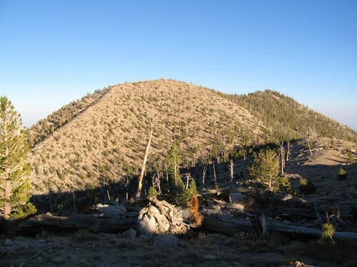 Ten Thousand Foot Ridge