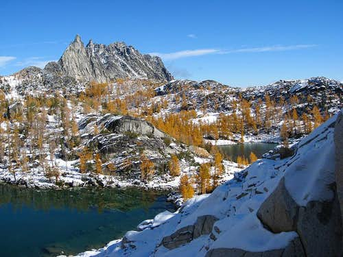 Larchtime in  the Enchantments