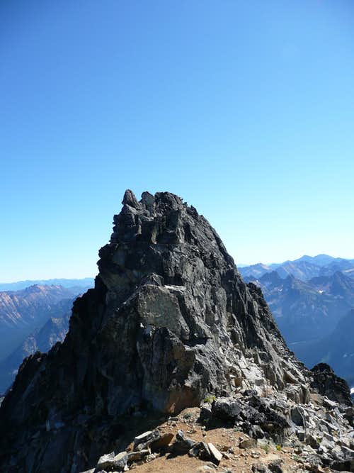 Summit of Black Peak