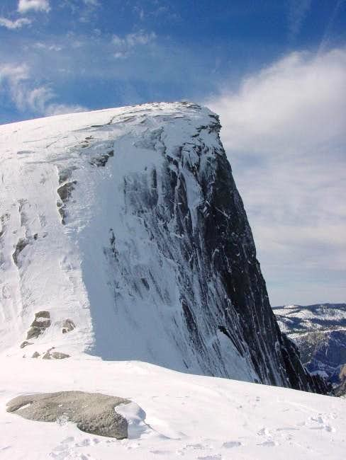 Half Dome\'s Cable Route and...