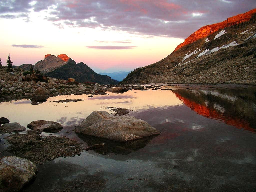 Whatshan Sunset