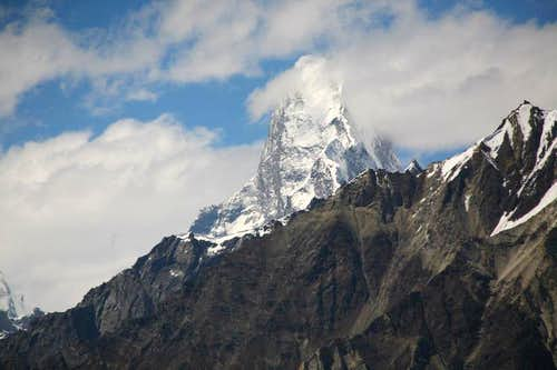 Muztagh Tower (7284-M/23900-F), Karakoram, Baltistan