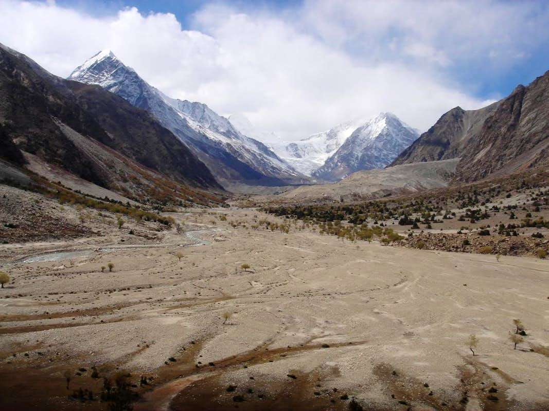The Upper Rupal Valley
