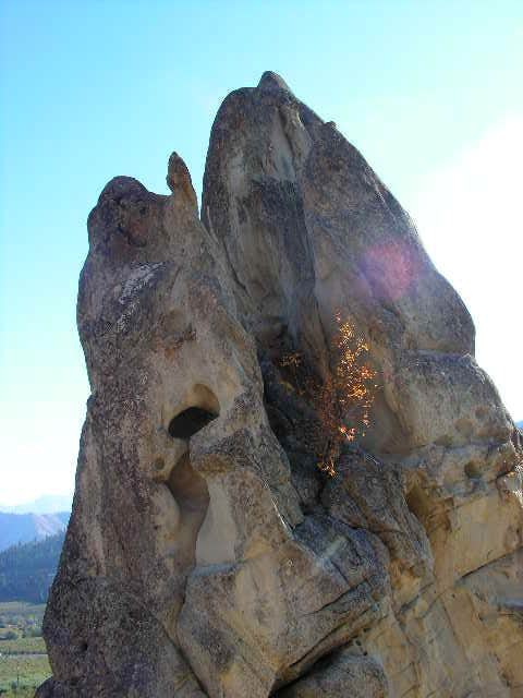 Tunnel Route