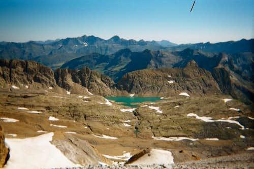 Lac Glacé with Breche de...