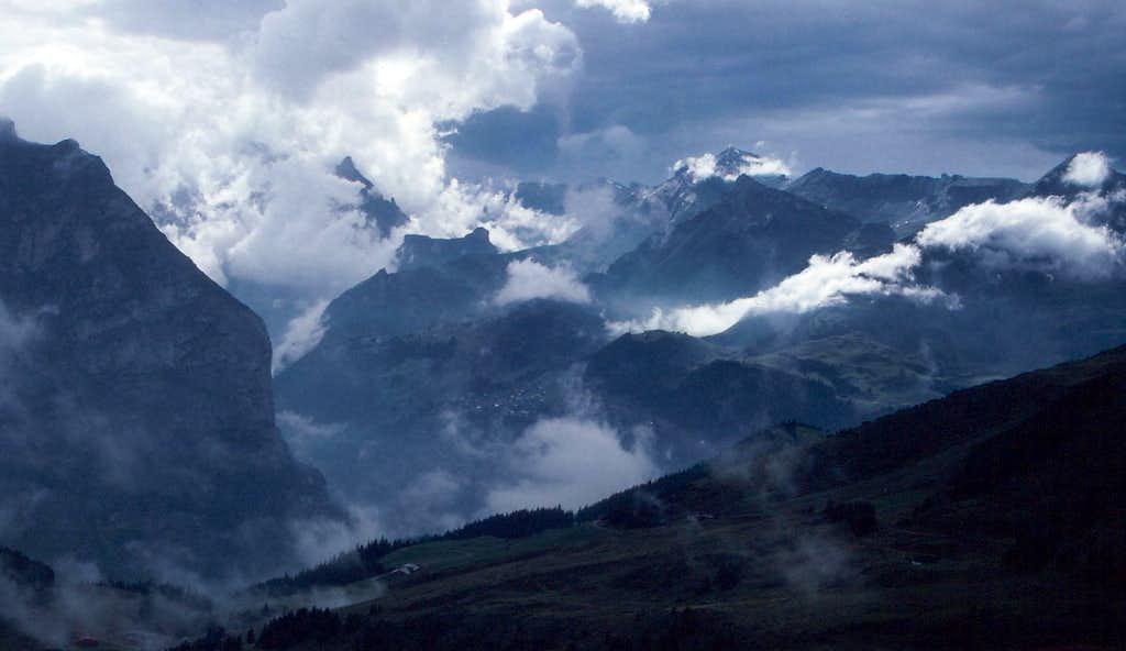 Smokey Ridges