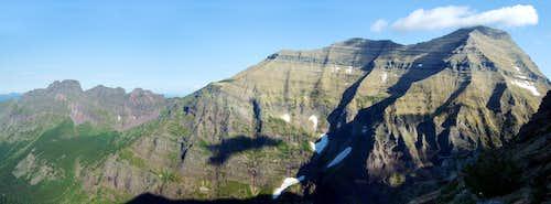 West Ridge of Mount Stimson