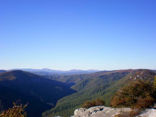 Upper Linville Gorge
