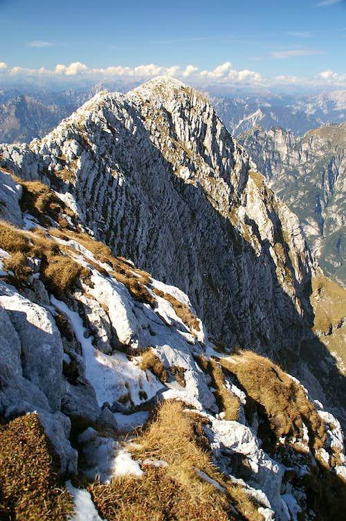 Monte Sart main summit