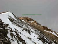 Mt. Belford from the Belford-Oxford Ridge