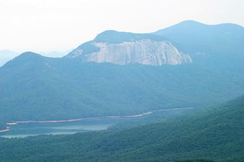 Table Rock from Caesar\'s Head