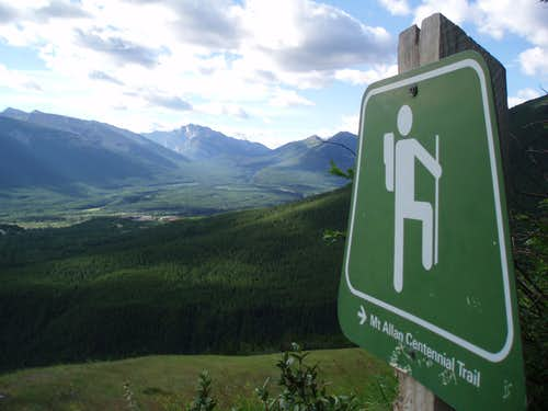 Centennial Trail.
