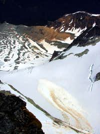 the northeast glacier