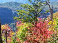 Linville Gorge/Table Rock (NC)