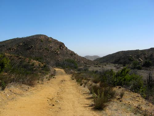 the last trail to lindero canyon