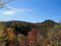 coloris d'automne