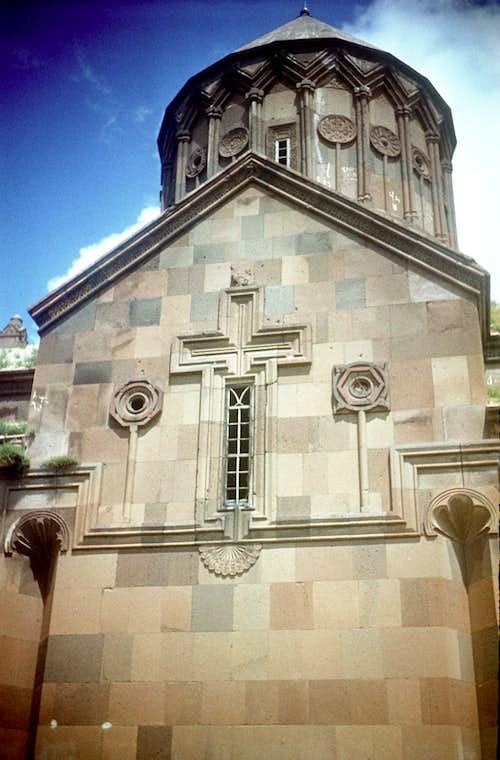 Surp Astvatsatsin Church, 1201 A.D., Harich, Armenia ...