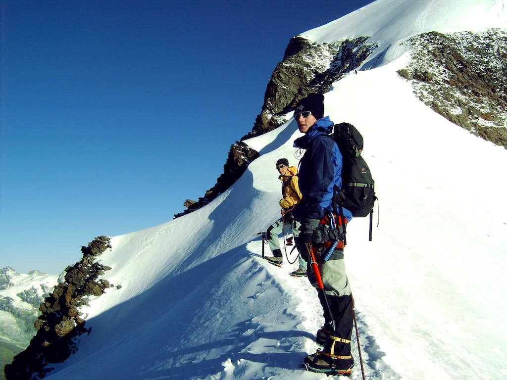 On the SE-ridge