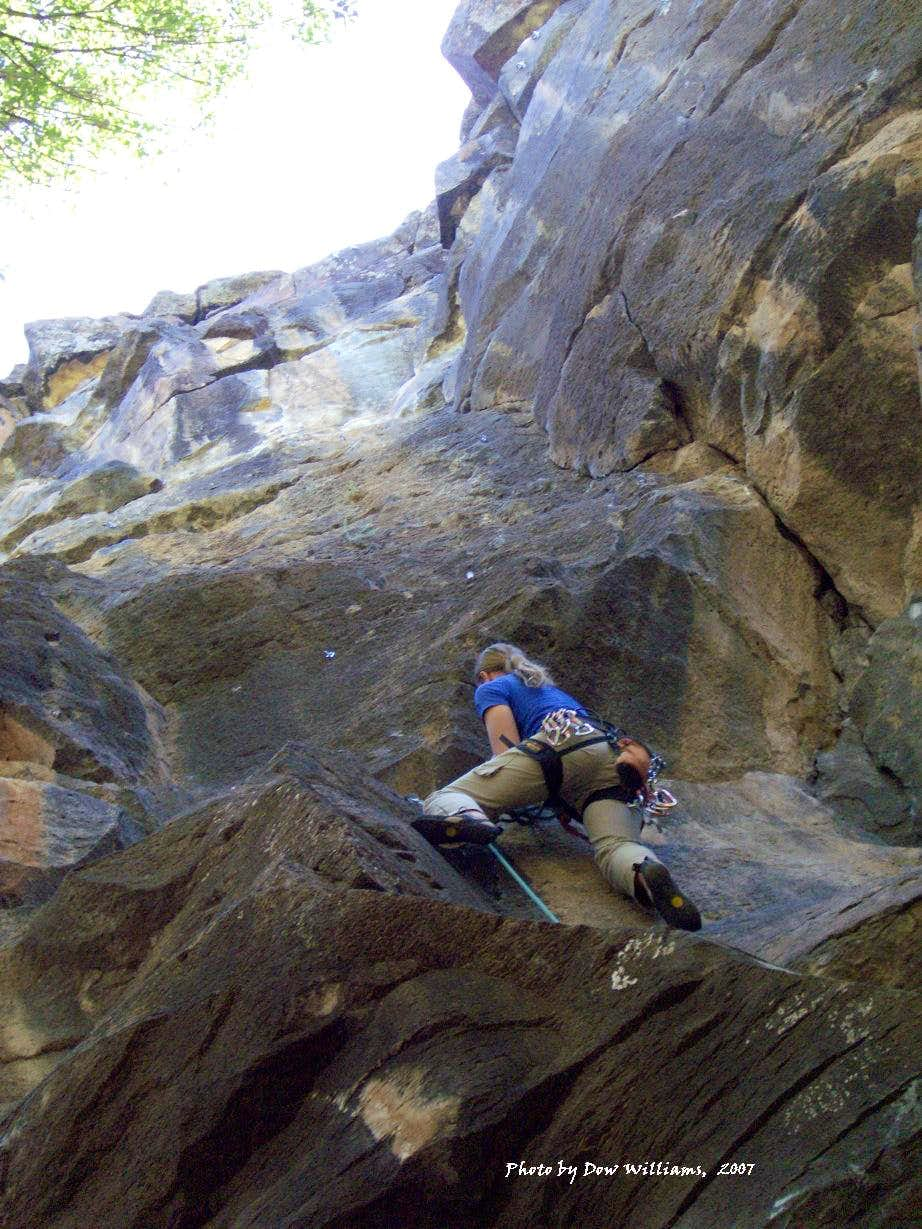 Fly in the Ointment, 5.10d