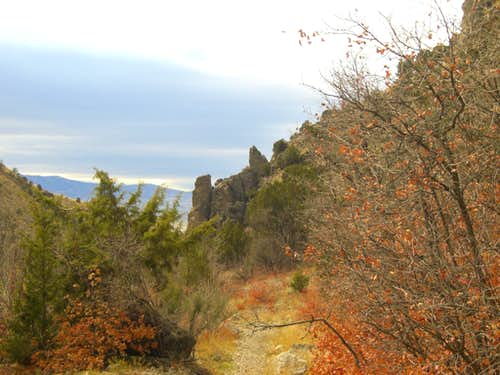 Dry Canyon Rocks 2