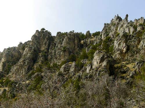 Dray Canyon Rocks 3