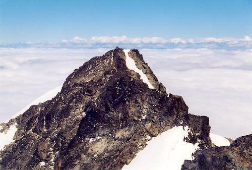 This is the East Peak, it is...