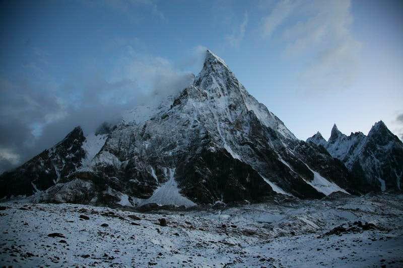 Mitre Peak (6025-M), Karakoram, Baltistan, Pakistan