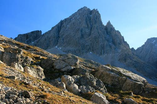 Dremelspitze (2733m)