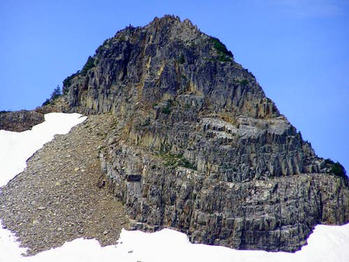 Gothic Peak Summit