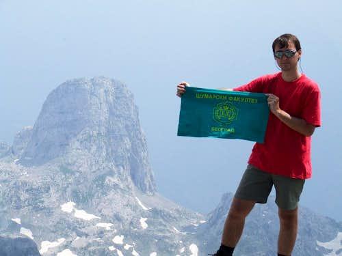 Harapit Peak 2216m