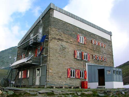Gastaldi hut