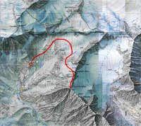 route to becca vanetta