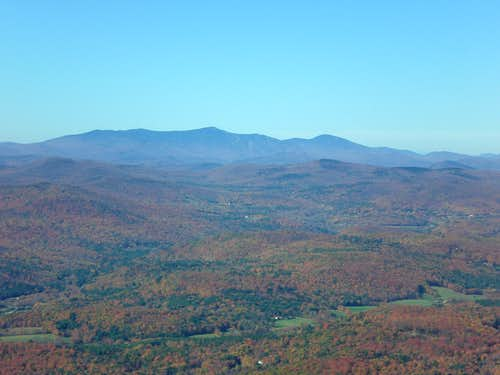 Killington from Ascutney
