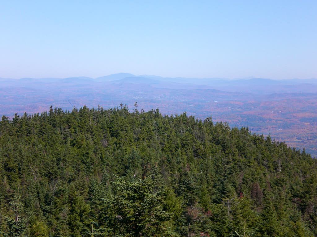 The Whites from Ascutney