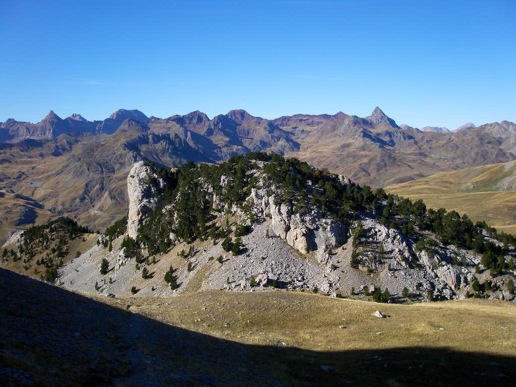 Pico Forato (2106 m)