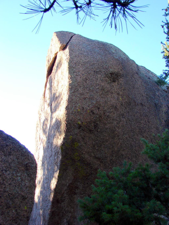 Buckhorn Boulder