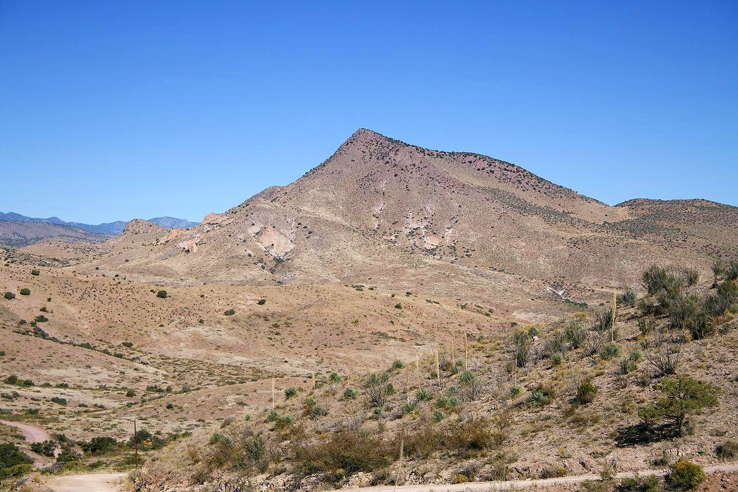 Berrenda Mountain South