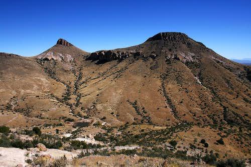 New Mexico 6k Peaks