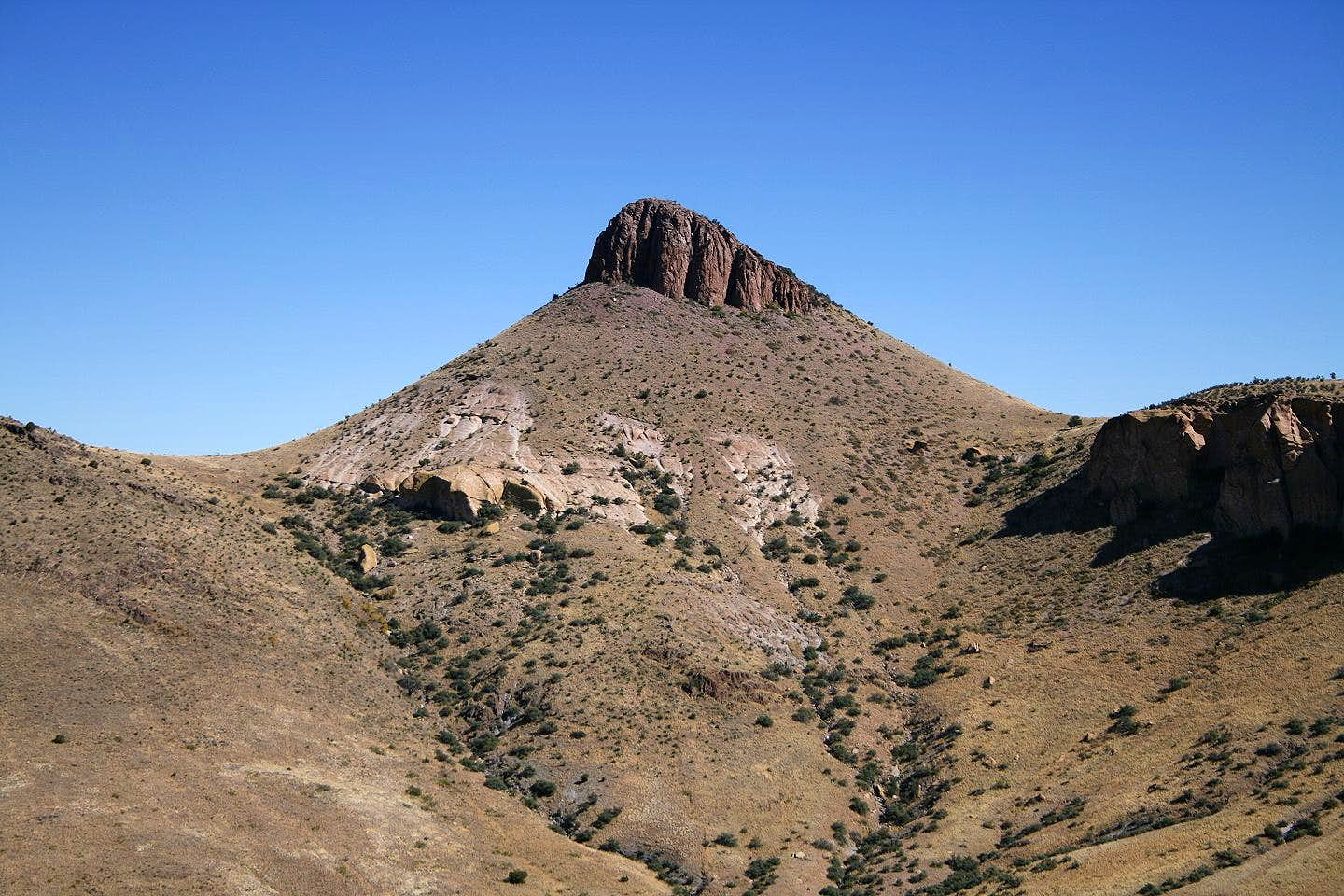 Berrenda Mountain North