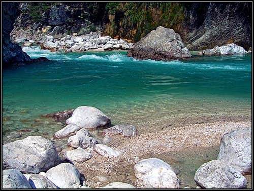 Soca - Otona Pond