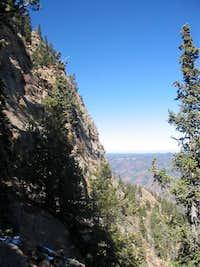 Cameron Cone Near Summit