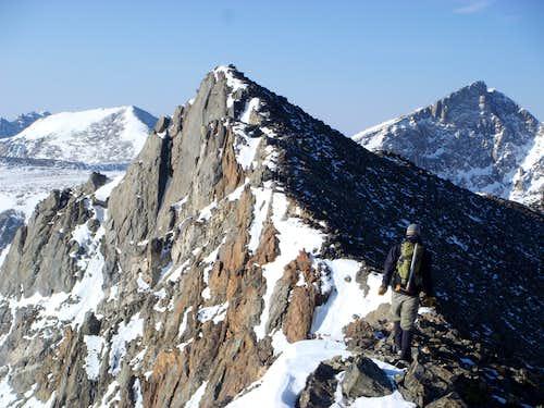 Father Dyer Peak
