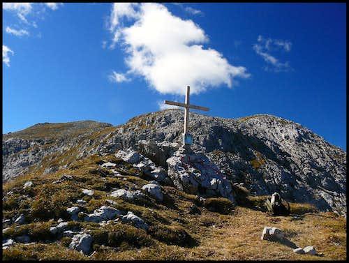 Monte Cavallo di Pontebba