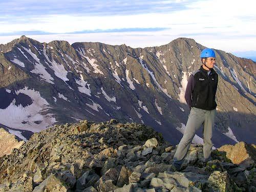 Mt.Wilson & El Diente
