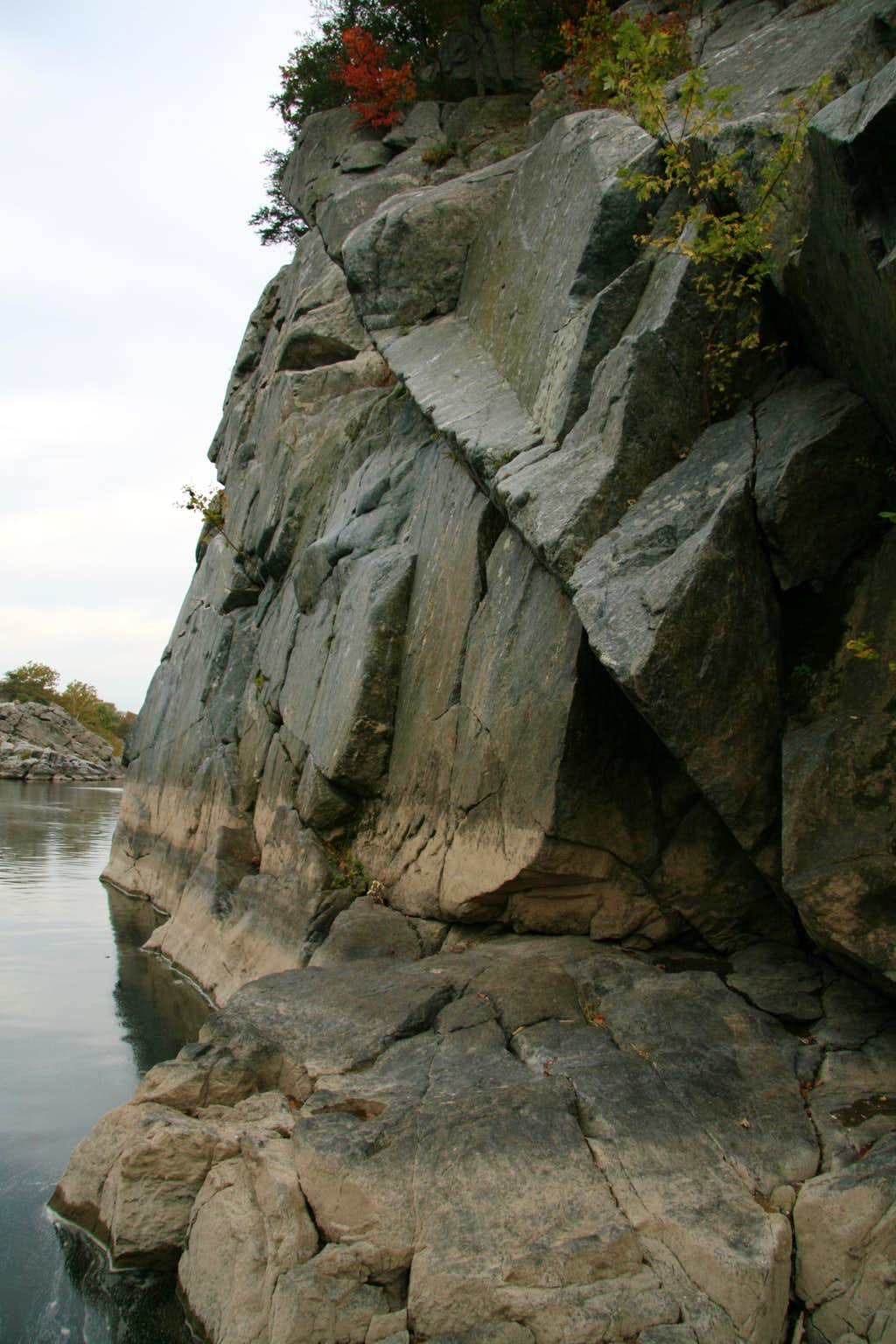 Echo Rock-- Upstream End